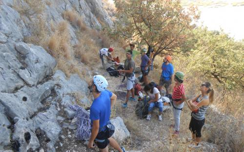 Test Climb - Σεπτέμβριος 2015