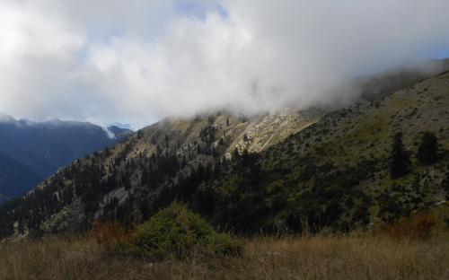 Ο Κουκουρούτζος μέσα στην Ομίχλη